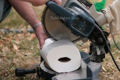 Power Tools and Baby Wipes - The New Lighter Life