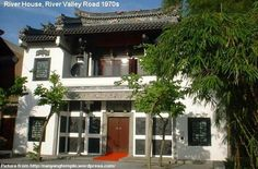 Mansions And Villas Of The Past River House