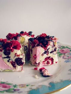 White Christmas Rocky Road