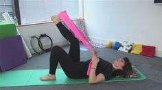 Pilates Exercises For Back Pain ... osteopath's cure for back pain using Pilates pelvic floor exercises