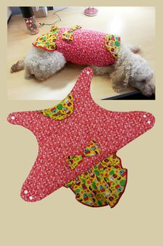 How to make a Dog Harness?Y Sharing Large Dog Clothes, Puppy Clothes, Pet Fashion, Animal Fashion, Dog Christmas Clothes, Dog Tutu, Dog Clothes Patterns, Dog Items, Dog Pattern