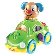 """Fisher-Price - Laugh & Learn - Puppy's Learning Car - English Edition - Fisher-Price - Toys""""R""""Us"""