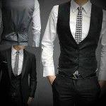 Colete masculino - http://www.espacohomem.org/colete-masculino/