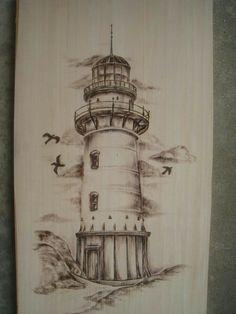 Lighthouse sketch