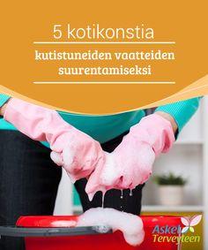 5 kotikonstia kutistuneiden vaatteiden suurentamiseksi   #Hiustehoitoaine on hyvä tuote villasta #valmistettujen kutistuneiden vaatteiden #suurentamiseksi.  #Mielenkiintoistatietoa