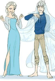 I ship Jelsa, and this is hilarious! XD