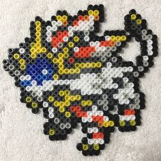 Image result for pokemon sun and moon perler beads