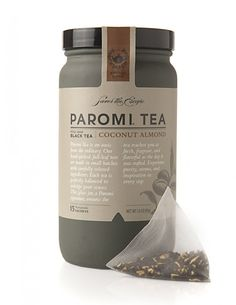 Paromi Artisan Tea Company | Lovely Package