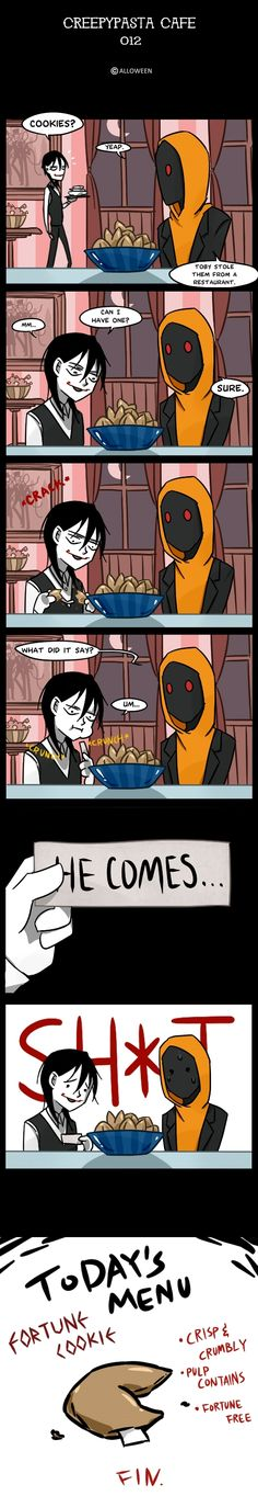 Creepypasta cafe 12
