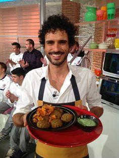 Polpettine di quinoa e lenticchie al curry, la ricetta di Marco Bianchi | TELEcucinoIO