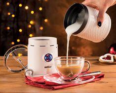 AzMartello Tejhabosító ideális választásforró vagy hideg tej habosításához. Ráadásul biztonságos is, mivel a burkolat nem melegszik fel. Ára a készlet erejéig 12.990 forint az Aldiban.