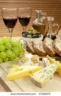 how to make a cheese platter look great | save to a lightbox please login to organize photos in lightboxes you ...