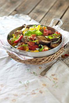 Ratatouille eli ranskalainen vihanneshöystö   K-Ruoka #kasvisruoka