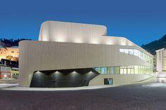 Hascher Jehle Architektur, Montforthaus, Feldkirch, Austria