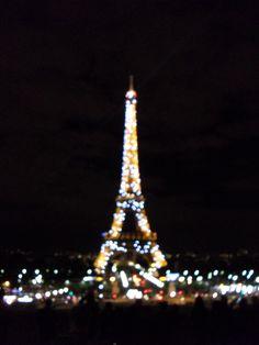 Eiffel tower, Paris, France, Night Paris France, Tower, Night, Pictures, Photos, Rook, Computer Case, Grimm, Building