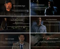 Supernatural, I love you and all, but you make my heart hurt all the goddamn time...