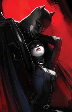 """Batman """"I AM SUICIDE"""" epilogue! Back in Gotham City, Batman and Catwoman confront their past and make a decision about their future that may change their city forever. Catwoman Cosplay, Batman And Catwoman, Im Batman, Batgirl, Batman Fan Art, Batman Artwork, Arte Dc Comics, Gotham Girls, Batman Family"""