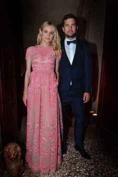Festival de Venecia 2013. Diane Kruger y Joshua Jackson