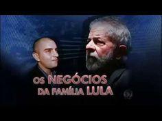 Os Negócios Obscuros da Família Lula - 26/10/15 a 28/10/15