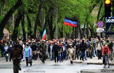 ONU alerta sobre caos y vacío legal en el este de Ucrania