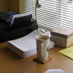 Marking Coffee