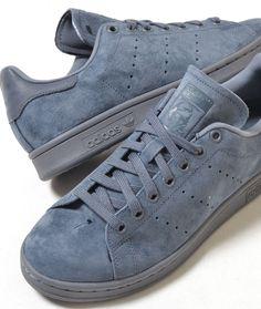 Stan Smith Adidas Suede Grey