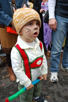 huckle the cat and lowly worm halloween