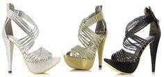 New Ellie Shoes Women's Platform Dress Sandal online. Find the great FitFlop Sandals-shoes from top Shoes store. Platform Stilettos, Peep Toe Platform, Stiletto Heels, Top Shoes, Me Too Shoes, Shoes Heels, High Heels, Pumps, Rhinestone Heels