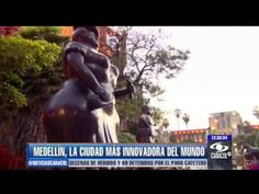▶ Medellín le ganó a 200 ciudades: es la más innovadora del mundo - Primero de marzo de 2013 - YouTube