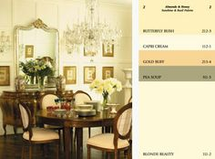 On The Sunny Side Paint Collection - Paint Color Collection Yellow Paint Colors, Interior Paint Colors, Yellow Painting, Home Decor Inspiration, Color Inspiration, Trending Paint Colors, Paint Color Palettes, Painting Contractors, Living Room Remodel