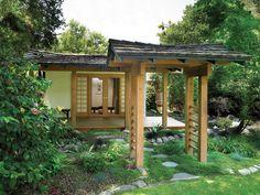 Japanese Teahouse