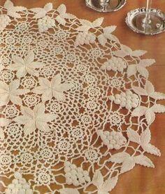 Blog de croche :http://croche.artblog.com.br, CENTRO DE MESA