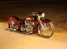 Torch Industries | Torch Custom Built Bikes | Custom Motorcycle Handlebars | Made in USA