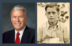 Ever wondered what the apostles looked like growing up? Here's a brief glimpse at our beloved apostles as little boys and as they are today—a brief glimpse of past and present, then and now.