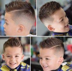 Hair cute style kid