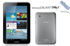 Have the computing power of a laptop in a single hand fitting tablet with the 16GB Samsung Galaxy Tab 2 from iStore for EGP 2749 – Android v4.0.3 operating system, dual-core 1 GHz and more!