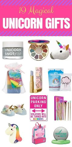 Unicorn Gifts Girls Love Looking for unique gifts girls want for Christmas or a special birthday? Check out this awesome list of unicorn gift ideas that's full of trending gifts girls love! Whether you're shopping for teens or 10, 11, or 12 year-old girls this gift guide covers you! Over 20 popular and cheap gifts all girls love for Christmas & birthdays! Especially a unicorn birthday party!Click to read it now or pin it for later! #giftsforkids #giftsforteens #kidsgifts #teengiftguide…