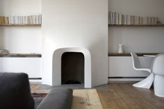 Focal Shift Fireplace by Scenario Architecture, London, UK | Buildings | Architectural Review