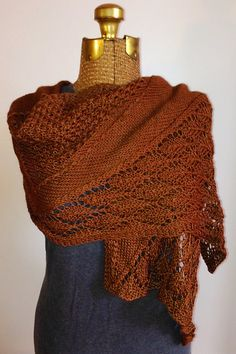Ravelry: Carriage Trail pattern by Steven Hicks