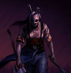 The Huntress is my wife : Photo