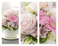 Teacup Floral Arrangments ~ Interflora