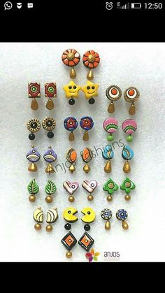 Love these cute studs