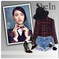 SheIn 10 by monmondefou on Polyvore featuring moda and rag & bone