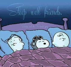Charlie Brown & Friend's