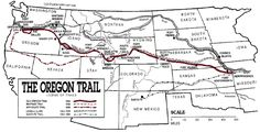 The Oregon Trail, one of the key migration routes to the American West, spanned over miles. Us History, Family History, American History, Native American, Pioneer Life, Pioneer Camp, Westward Expansion, Oregon Washington, Oregon Trail
