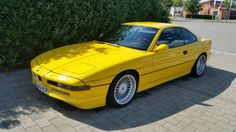 Tuner Tuesday: 1995 Alpina B12 5.7 Coupe | German Cars For Sale Blog