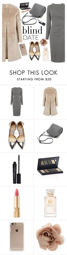 """Blind date"" by sebi86 on Polyvore featuring Whistles, Helmut Lang, Jimmy Choo, Smashbox, Borghese, Dolce&Gabbana, Tory Burch, Incase, Accessorize and women's clothing"