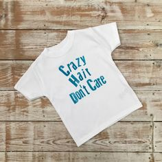 I Shop, My Etsy Shop, Keepsake Quilting, Crazy Hair, Organic Baby, Baby Bodysuit, Trending Outfits, T Shirt, Crafts