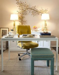 Yellow Color For Your Interior Design