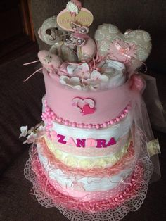 Szandra baba tortája
